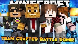 Team Crafted BattleDome - Minecraft Minigame