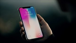 IPHONE X  OFFICIAL TRAILER