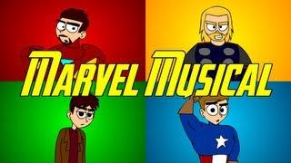 Marvel Musical
