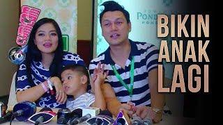 Selain ASI Eksklusif, Titi Kamal-Christian Sugiono Ingin Bikin Anak Lagi - Cumicam 08 Desember 2017