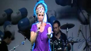 Daria Biancardi E The Soul Caravan Summertime Blues Festival In Alcamo Never Loved Man.