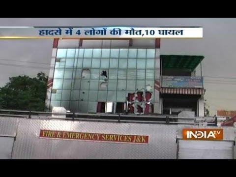Xxx Mp4 Four Died 12 Injured In Jammu Hotel Blaze 3gp Sex