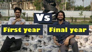 First-year vs Final-year || MBBS Comedy Short Movie