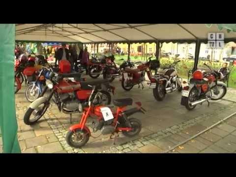 Stare auta i motocykle opanowały alwernijski rynek