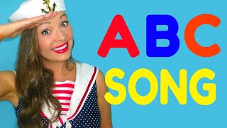 ABC Song | Nursery Rhymes | Alphabet Song for Children, Kids and Toddlers
