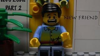 Lego Zombie Apocalypse part 2 New Friend