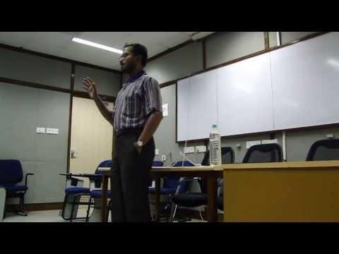 Partha Sarathi Ray Lecture at ISI Kolkata_1