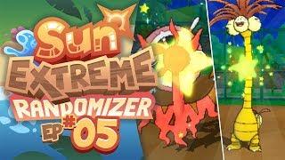 TOO MANY SHINY POKÉMON!! - Pokemon Sun Extreme Randomizer (Episode 5)