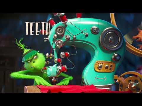 """The Grinch 2018 Tyler The Creator """"You're a Mean One"""" – Lyric Video"""