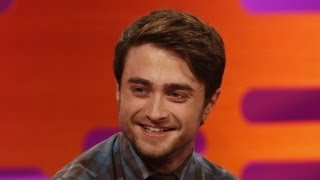 DANIEL RADCLIFFE: Naked on Film (The Graham Norton Show)