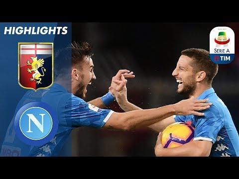 Xxx Mp4 Genoa 1 2 Napoli Napoli Comeback To Win Serie A 3gp Sex