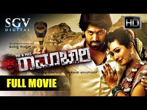 Xxx Mp4 Mr Mrs Ramachari Kannada Full HD Movie New 2018 Kannada New Movies Yash Radhika Pandith 3gp Sex