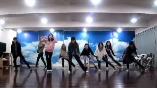 [HD 720p] Girls' Generation (소녀시대 / 少女時代) - MR. TAXI (Korean Dance Practice Version)