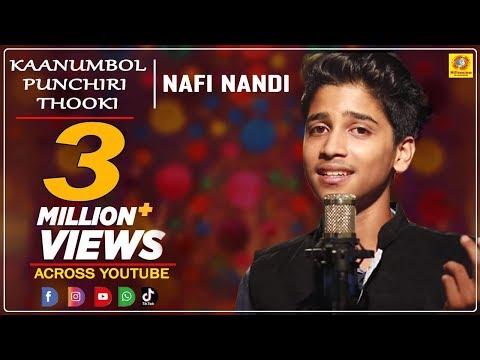 Xxx Mp4 Kaanumbol Punchiri Thookum Full Song Malayalam Musical Album Nafi Nandi 3gp Sex