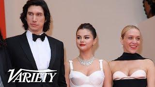 Selena Gomez & Adam Driver - Cannes 2019 -