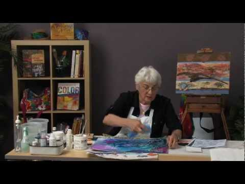 Preview | Collage Art Techniques with Nita Leland