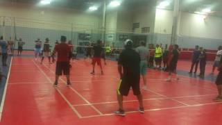 Volleyball Final Nashville vs. Birmingham in Atlanta 2016