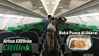 Mudik Asik Naik Citilink Airbus A320neo!   QG825 Flight Experience (Bandung - Surabaya)