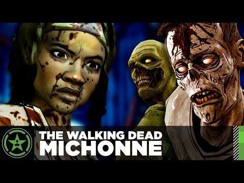 Xxx Mp4 Let S Watch The Walking Dead Michonne Part 1 3gp Sex