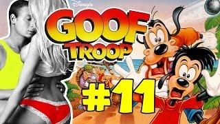 IN BETWEEN THE HOLES! - Let's Play Goof Troop #11