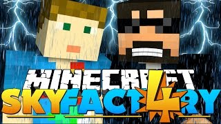 Minecraft: SkyFactory 4 -A VERY SHOCKING VIDEO [9]
