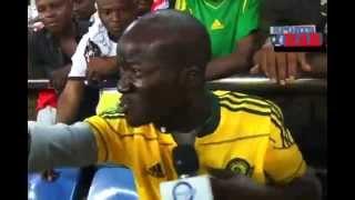 Yanga Fan Loses It After Defeat By Simba