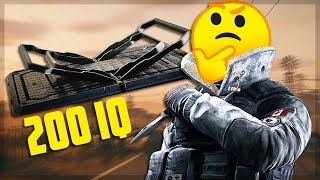 200 IQ Frost Trap - Rainbow Six Siege