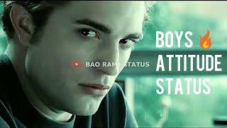 😎 Boys Attitude Status | Boys New Whatsapp Status | Bao Rami Status
