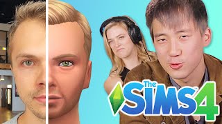 "Steven Makes Andrew In The Sims 4 ft. ""The Worth It Guys"""