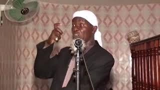 Sheikh nyundo mauti popote