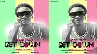JUMAA  TOWN   GET DOWN  OFFICIAL AUDIO
