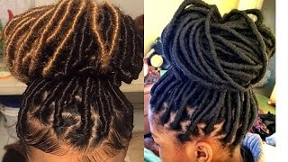 How To Do Crochet Faux Locs