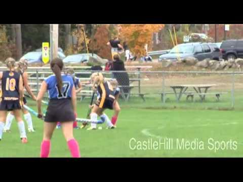 Girl's Middle School Field Hockey: Lurgio Lions vs Merrimack Hatchets (10/16/13)