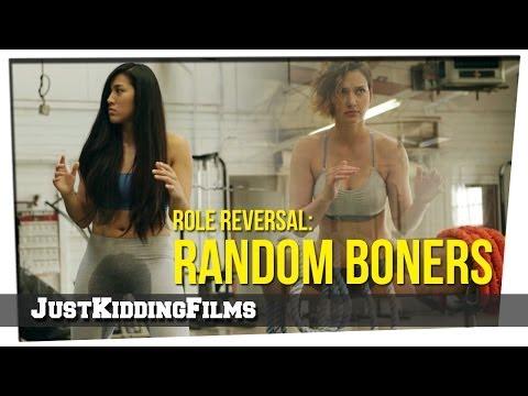 Role Reversal: Random Boners feat. Olivia Thai