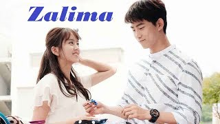 Zalima Korean Mix Hindi Song(Drama-Let's Fight Ghost)