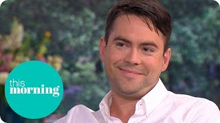 Corrie's Bruno Langley Talks Todd Grimshaw And His Talented Sisters | This Morning