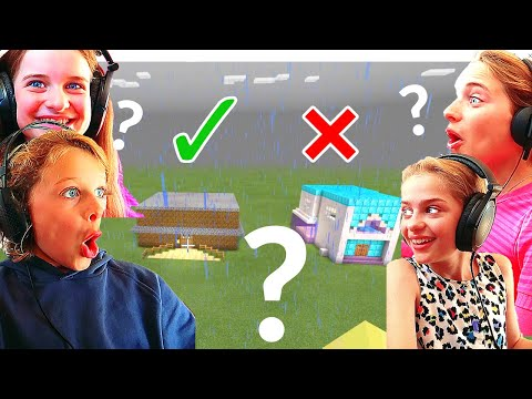 WHICH KID BUILDS THE BEST HOTEL IN MINECRAFT w The Norris Nuts