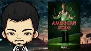 التعليق على مسلسل American gods