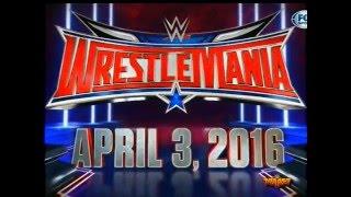 WWE WrestleMania 32 | Abril 03, 2016 | Dallas, Texas - Promo en Español #1