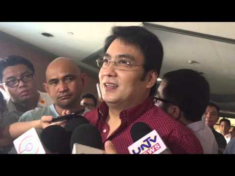 Revilla laments presidential bid as he faces plunder