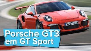 PORSCHE em Gran Turismo Sport TRAILER (1080p/60fps)