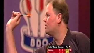 Darts World Masters 2005 Final van Barneveld vs Klemme