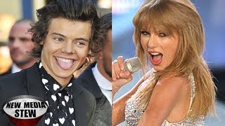 TAYLOR SWIFT Disses HARRY STYLES at Victoria's Secret Fashion Show