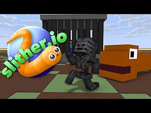 Xxx Mp4 Monster School SLITHER IO CHALLENGE Minecraft Animation 3gp Sex