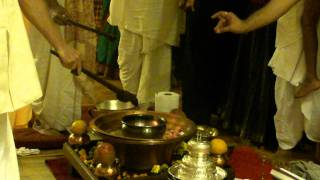 Hawan Puja Iskcon Temple-Boston Part 2
