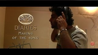 Chander Pahar Diaries | Ep 16 | Making of the Song | Dev | Kamaleswar Mukherjee
