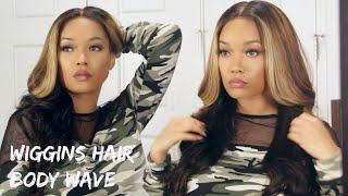 THEY TRYING TO BUY THIS WIG OFF MY HEAD | Aliexpress Wiggins Hair Body Wave