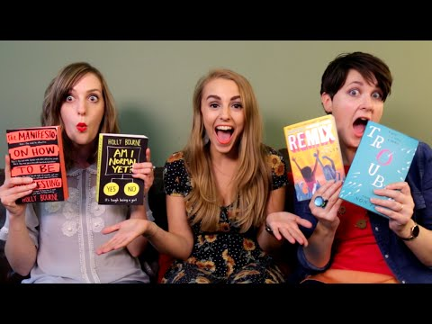 YA Books, Sex & Mental Health | Hannah Witton