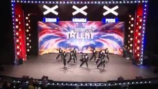 Britain's Got Talent 2009 - Auditions 1 - Flawless (HQ) - Dance Group