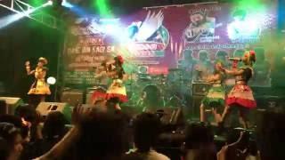 Lumina Scarlet - Odoru Ponpokorin (E-girls / おどるポンポコリン cover) HD